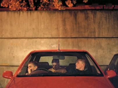 Tobias Zielony (*1973) - Lee + Chunk, 2000