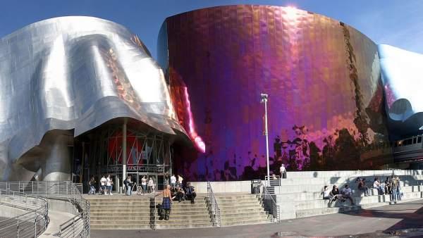 Museo de la Cultura Pop, en Seattle (EE UU)