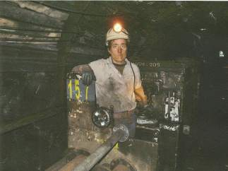 Mujeres mineras