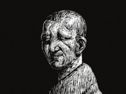 Peter Howson, no title