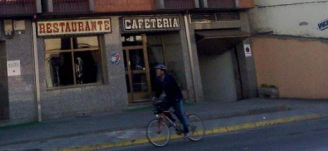 Hotel El Carmen (León), uno de los establecimientos afectados por la banda del 'sinpa'.
