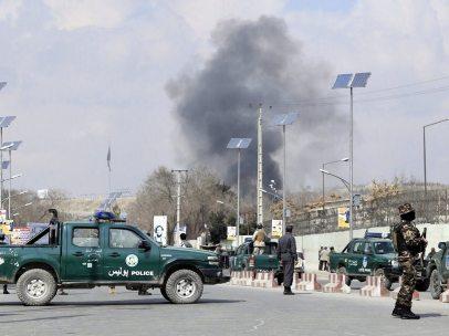 Ataque a un hospital militar en Kabul