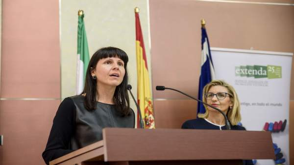 La diputada provincial de Igualdad, Dolores Martínez