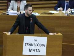 El diputat valencià Fran Ferri