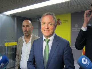 Juan Carlos Moragues en imatge d'arxiu