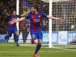 Gol de Sergi Roberto