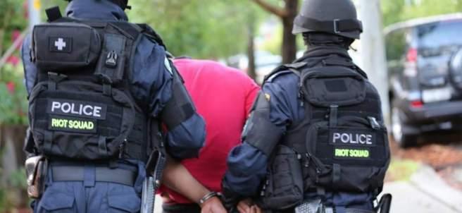 Policía Australiana