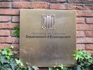 Sede de la Conselleria de Enseñanza