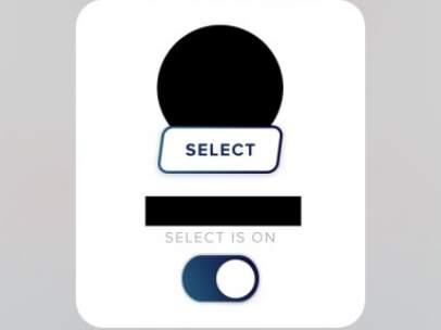 Tinder Select