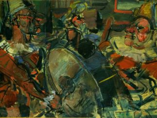 'Sideshow' ('Parade'), 1907–10