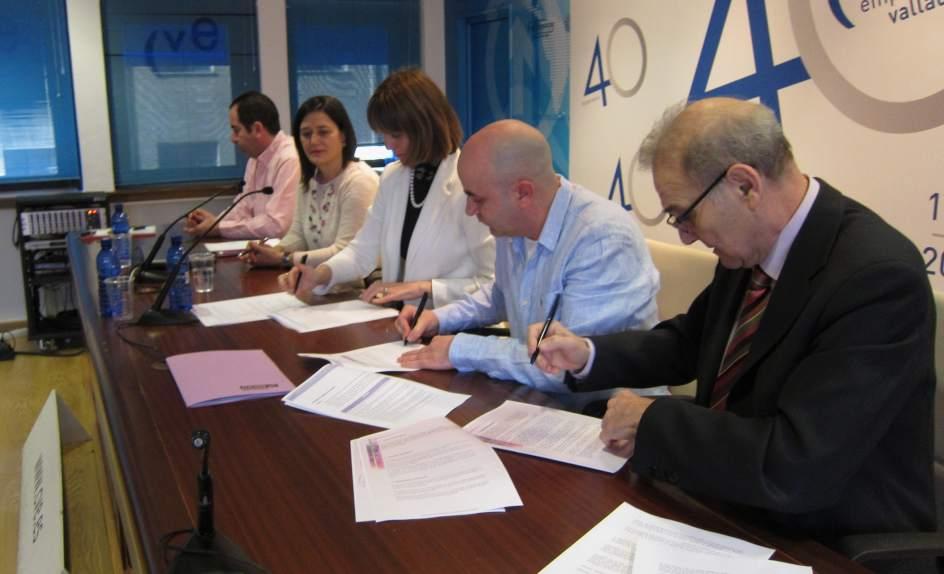 Sindicatos y patronal acuerdan una gu a para la igualdad for Oficinas de empleo valladolid