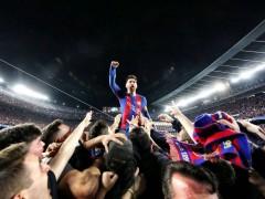Los informativos citan más a Messi que a Rajoy