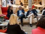 El titular de Cooperación ha participado en un acto con el alcalde Joan Ribó