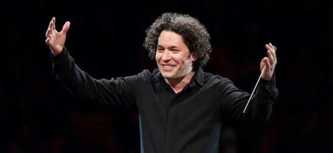 El director musical Gustavo Dudamel