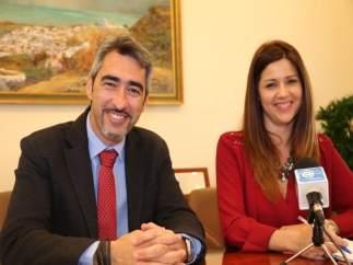 Victor Navas Irene Díaz ayudas familiares