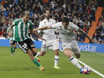 Madrid - Betis