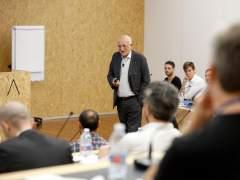 """Juan Roig, con """"sus"""" emprendedores"""