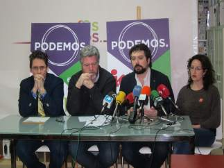 Paredero, López De Uralde, Sarrión Y Santos.