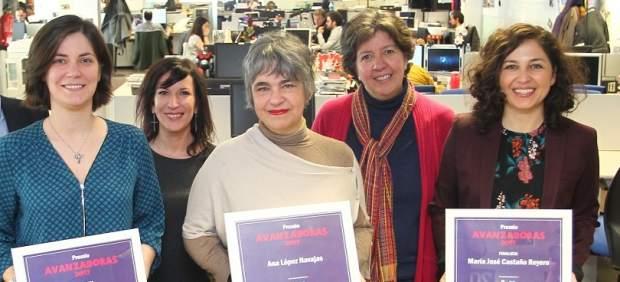 La quinta edición del concurso Avanzadoras busca mujeres que construyen una sociedad más justa