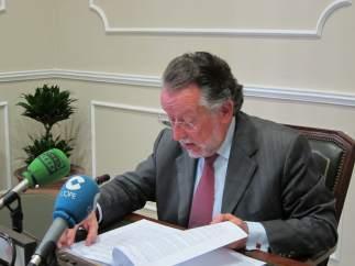 Alfonso Grau en imatge d'arxiu