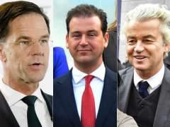 Candidatos a las elecciones de Holanda