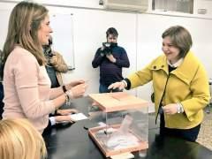 Bonig, candidata única a la presidencia del PP valenciano