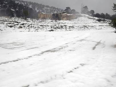Temporal de lluvia, nieve y viento en España