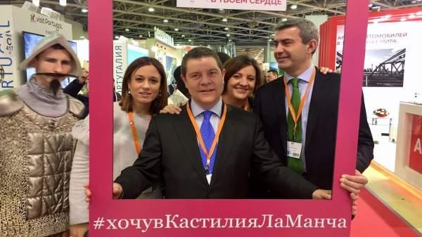 Page en Rusia