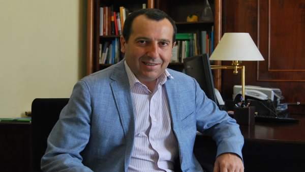 José Luis Ruiz Espejo, delegado de la Junta en Málaga