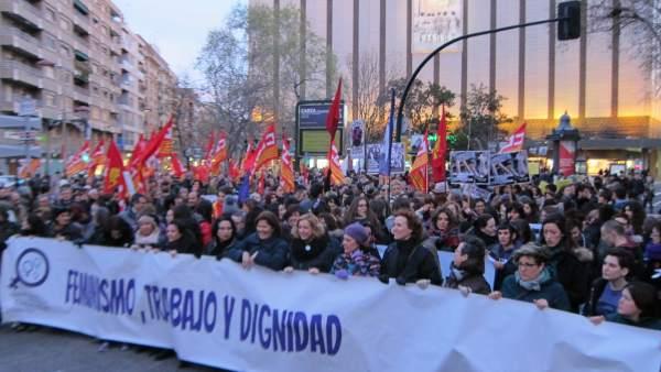 Resultado de imagen para huelga dia internacional de la mujer