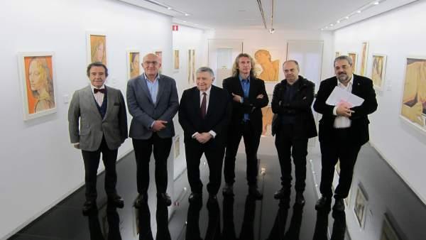 Valladolid. Jurado del V Premio Internacional de Poesía 'José Zorrilla'