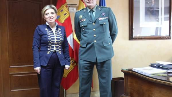 María José Salgueiro y Rafael Aparicio Azcárraga.