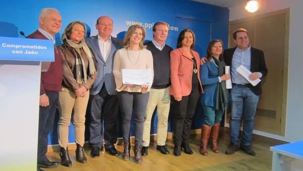 Presentación de la ponencia social del XV Congreso del PP-A.
