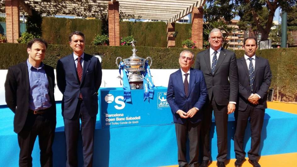 Nadal y nishikori lideran el cuadro principal del god con for Banc sabadell pisos