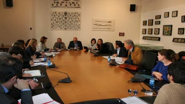 Reunión del Patronato de la Fundación Mallorca Turismo