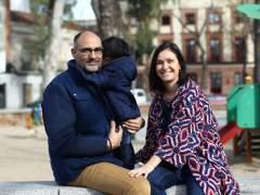 Padres por gestación subrogada