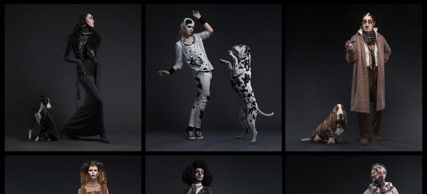 Alexander Khokhlov - 'Dogs Alike', mosaico