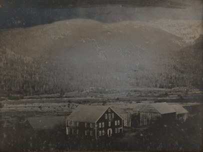 'Crawford Notch and Hotel, White Mountains, New Hampshire', 1840-1842