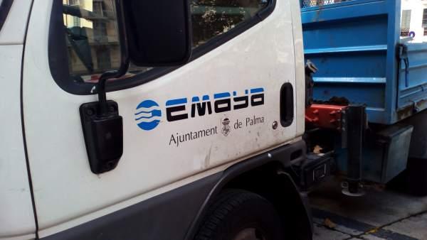 Camión de Emaya