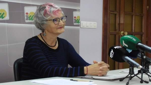 Josefa Beiras (IU).