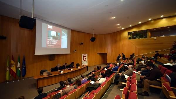 Jornada sobre pobreza energética en la Diputación de Granada