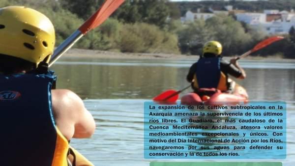 Salvemos los ríos ecologistas en Acción