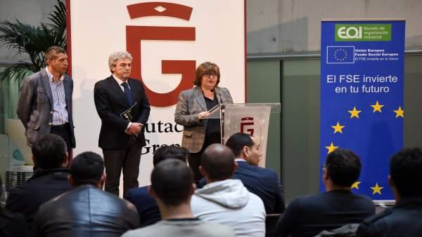 Presentación del curso de construcción sostenible de la Diputación