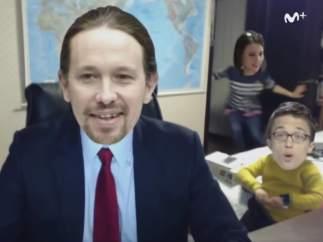 El programa Latemotiv parodia al profesor entrevistado por la BBC