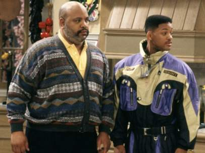 Will Smith y James Avery