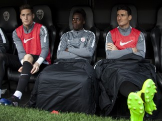 Remiro, Williams y Aduriz