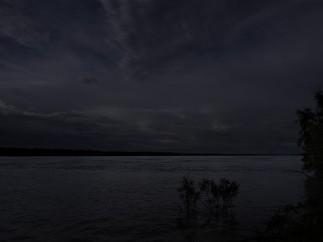 Jeanine Michna-Bales - Moonlight Over the Mississippi. Tensas Parish, Louisiana, 2014