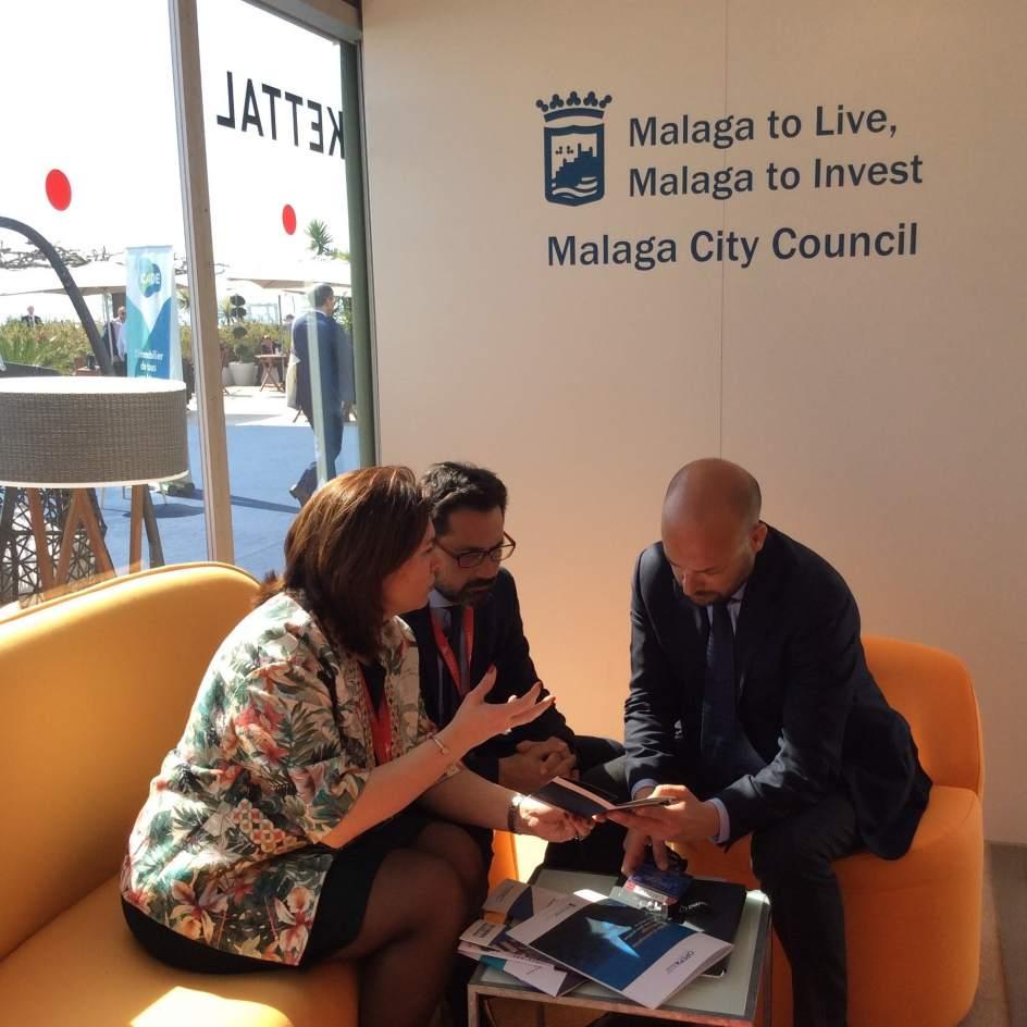 M laga acude a la mayor feria inmobiliaria internacional - Inmobiliaria la paz malaga ...