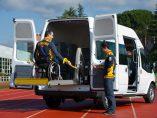 Ford Adapta para personas con movilidad reducida