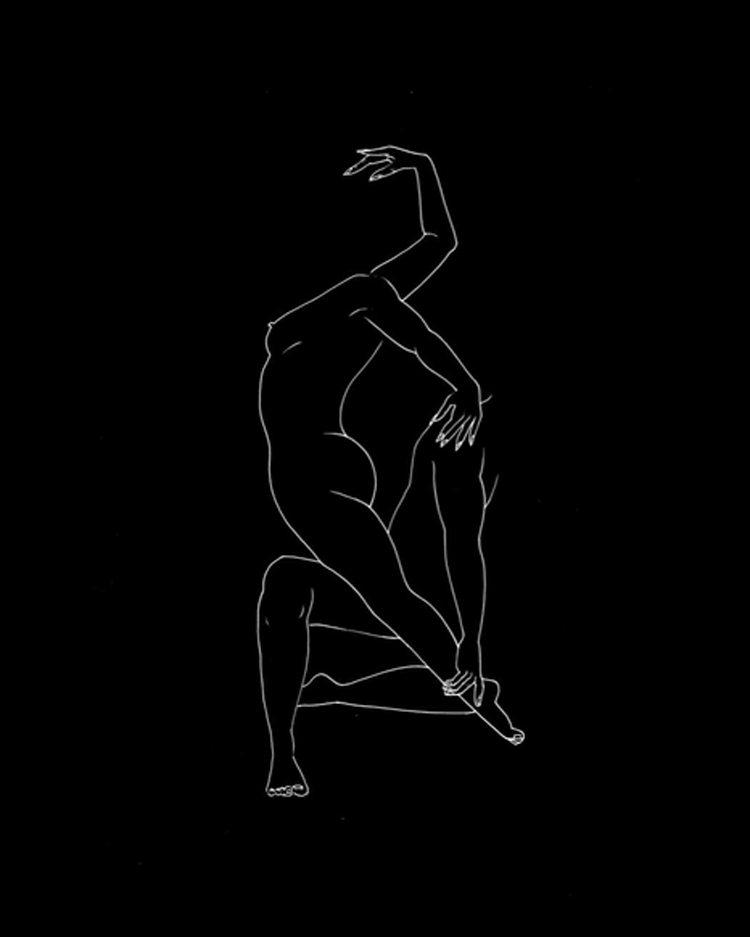 sexo blanco y negro